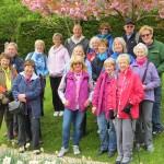 6. Wallking Group at The Botanic Garden